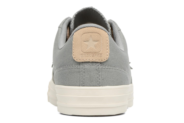 Sneaker Converse Star Player Workwear Ox M grün ansicht von rechts