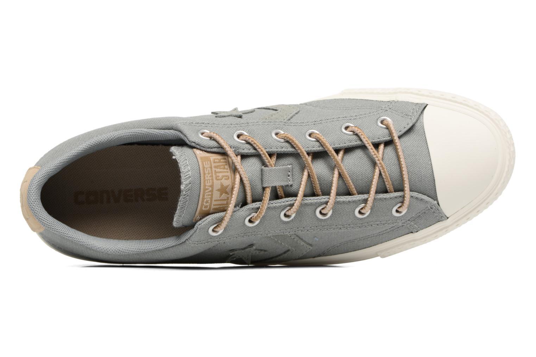 Sneaker Converse Star Player Workwear Ox M grün ansicht von links