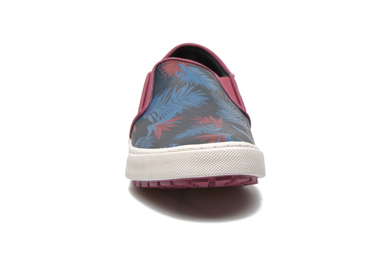 Baskets Roxy Juno Bleu vue portées chaussures