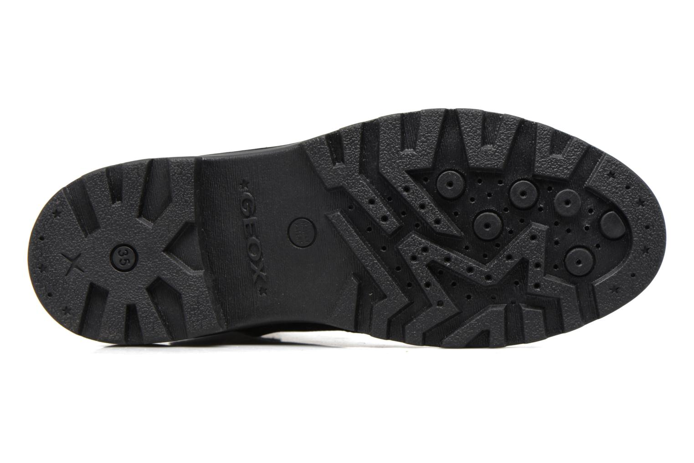 Boots en enkellaarsjes Geox J Casey G. K J5420K Zwart boven