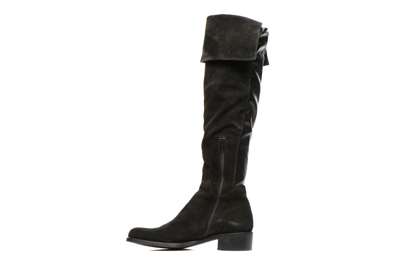 Stiefel Georgia Rose Liovanca schwarz ansicht von vorne