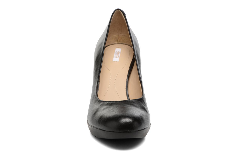 Escarpins Geox D INSPIRATION C D54R4C Noir vue portées chaussures