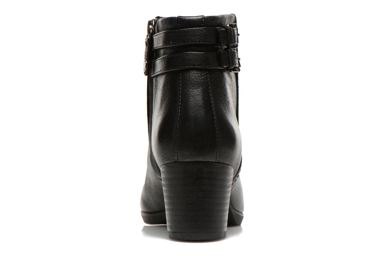 Bottines et boots Geox D ERIKAH B D54G8B Noir vue droite