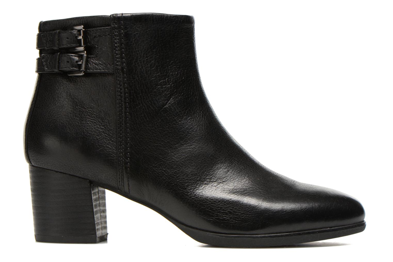 Bottines et boots Geox D ERIKAH B D54G8B Noir vue derrière