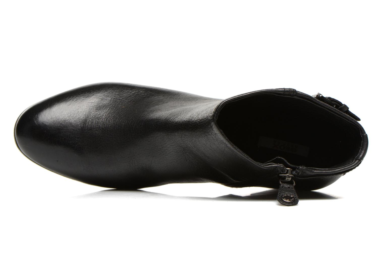Bottines et boots Geox D ERIKAH B D54G8B Noir vue gauche