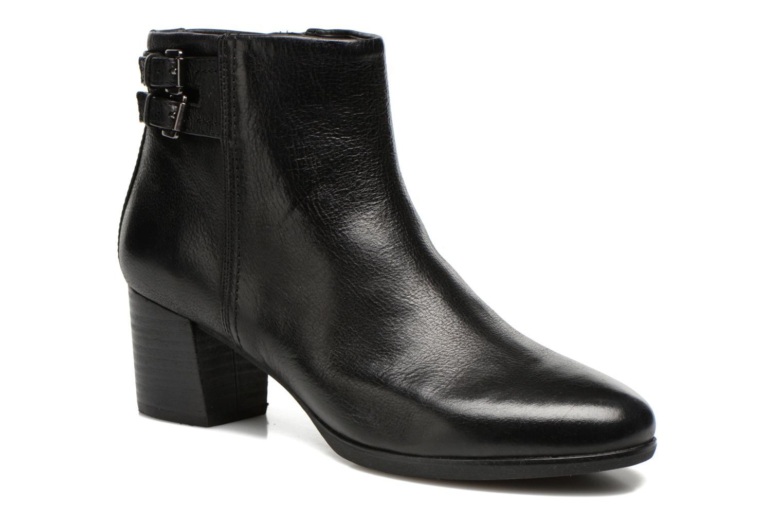 Bottines et boots Geox D ERIKAH B D54G8B Noir vue détail/paire