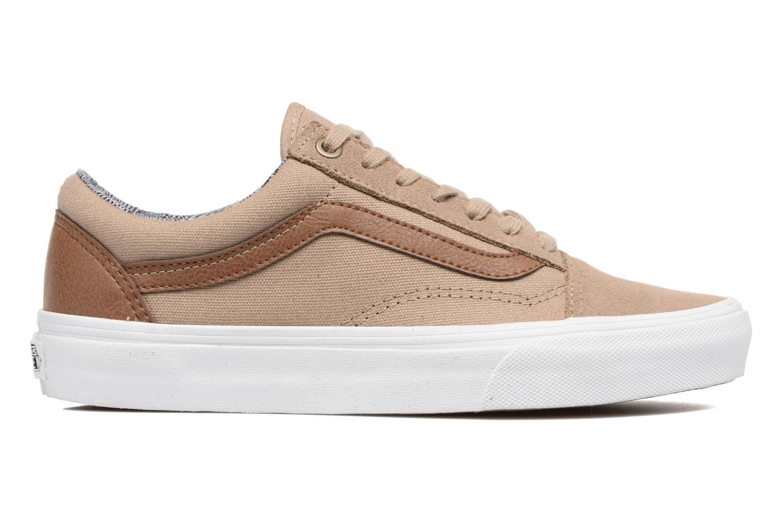 Sneakers Vans Old Skool E Marrone immagine posteriore