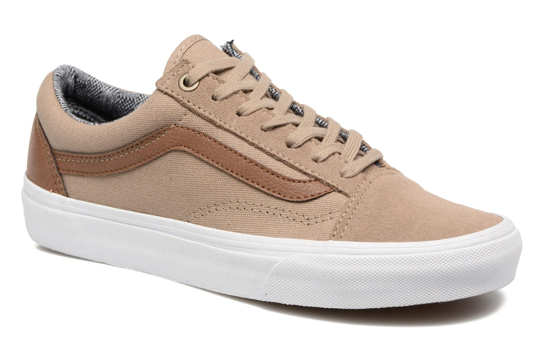 Sneakers Vans Old Skool E Marrone vedi dettaglio/paio