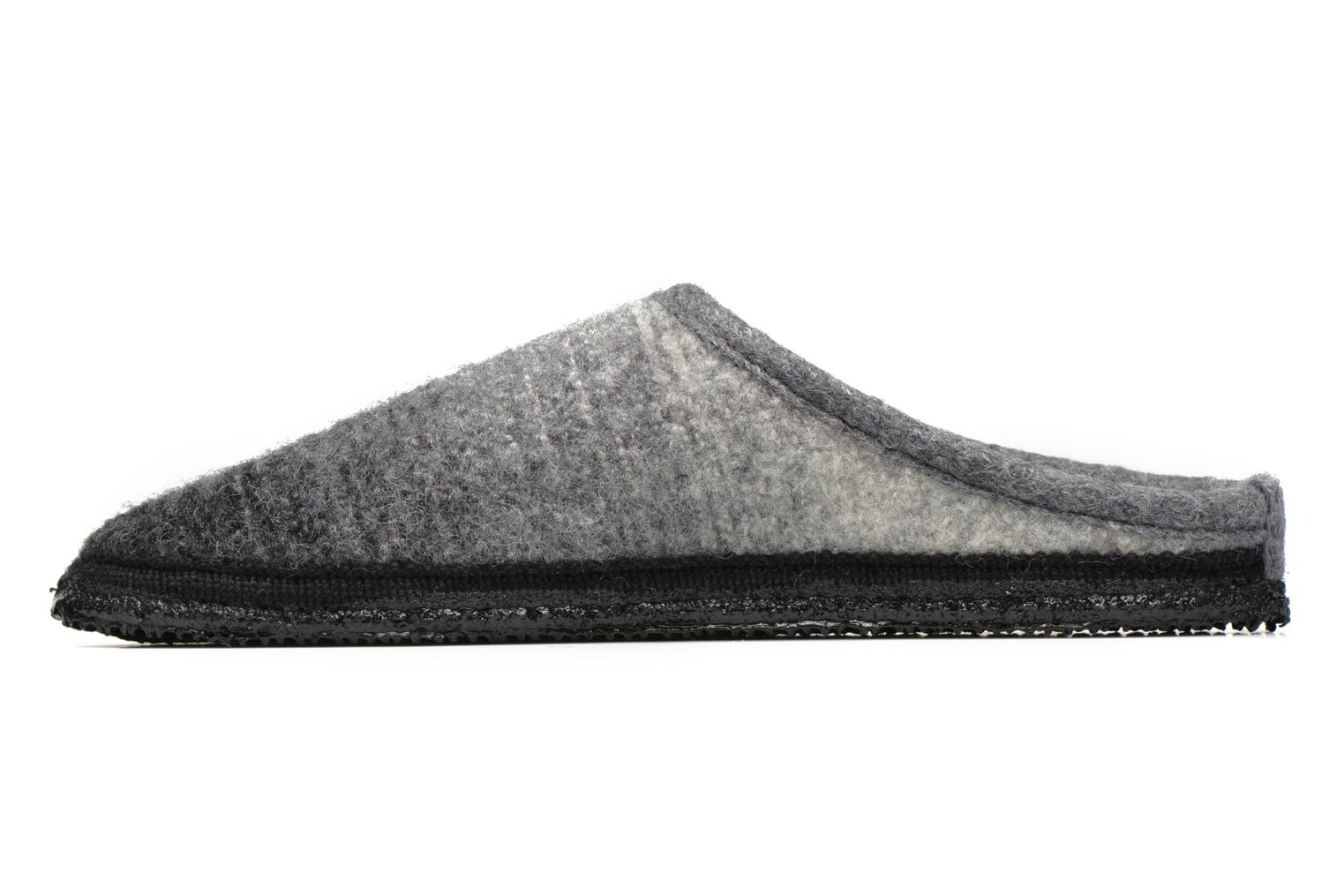 Slippers Giesswein Notzen Grey front view
