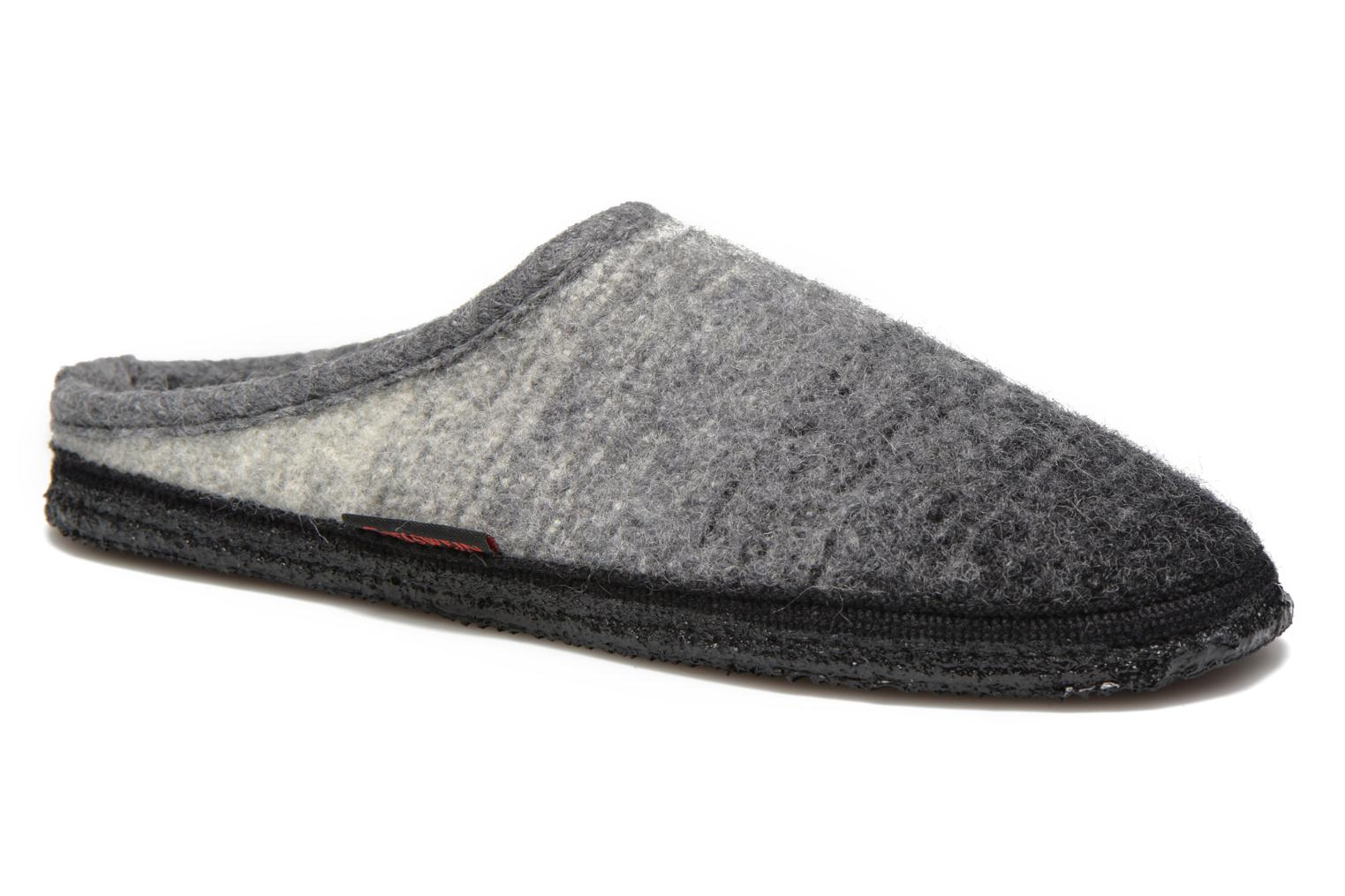 Slippers Giesswein Notzen Grey detailed view/ Pair view