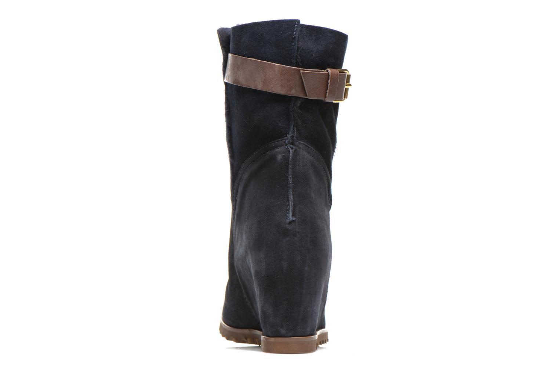 Bottines et boots Fabio Rusconi Maddie Bleu vue droite