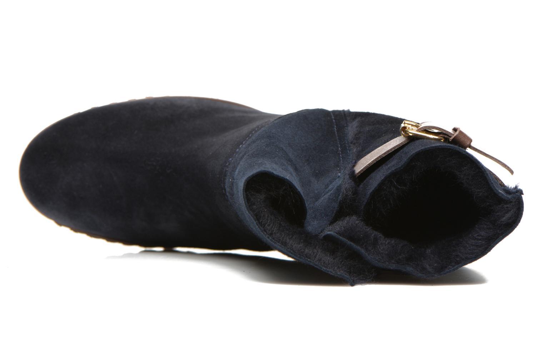 Stiefeletten & Boots Fabio Rusconi Maddie blau ansicht von links