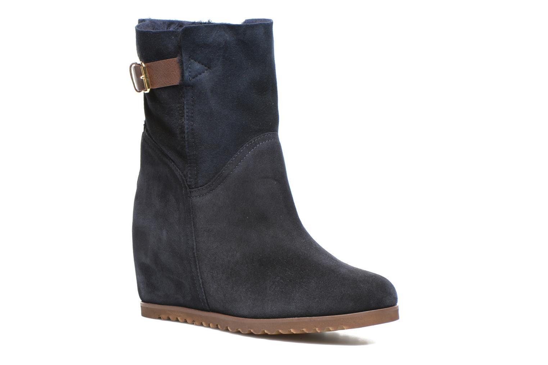 Boots en enkellaarsjes Fabio Rusconi Maddie Blauw detail