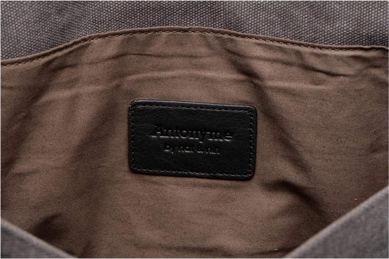 Rucksacks Antonyme by Nat & Nin Ethan Grey back view