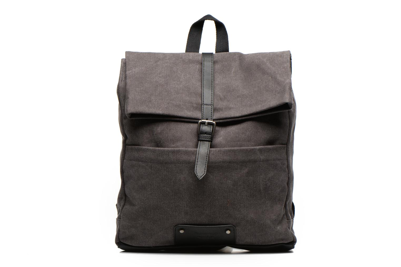 Ethan Toile & Cuir Anthracite