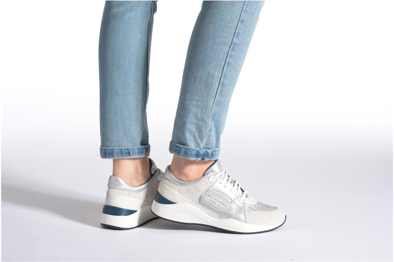 Sneakers Geox D OMAYA A D540SA Zwart onder