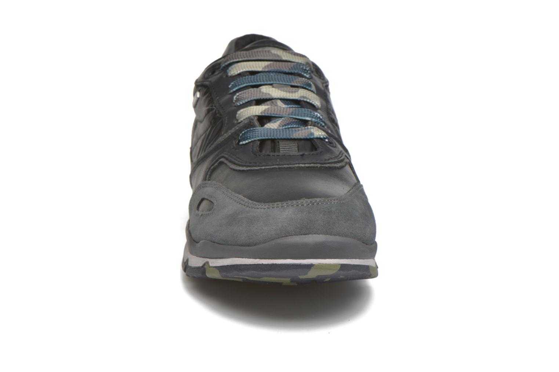 Sneaker Geox U SANDRO B ABX A U44S7A grau schuhe getragen
