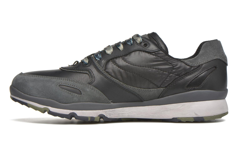 Sneaker Geox U SANDRO B ABX A U44S7A grau ansicht von vorne