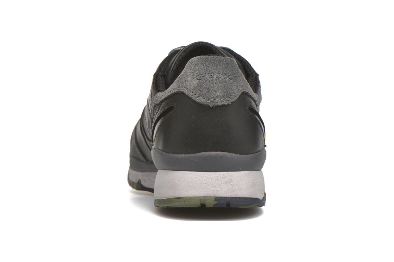 Sneaker Geox U SANDRO B ABX A U44S7A grau ansicht von rechts