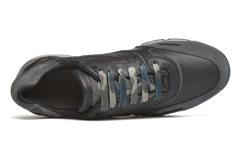 Sneakers Geox U SANDRO B ABX A U44S7A Grijs links