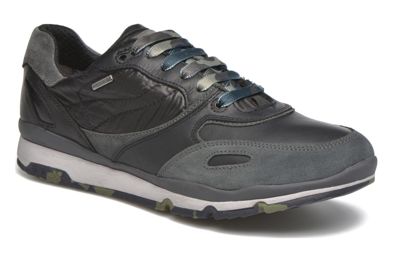 Sneakers Geox U SANDRO B ABX A U44S7A Grijs detail