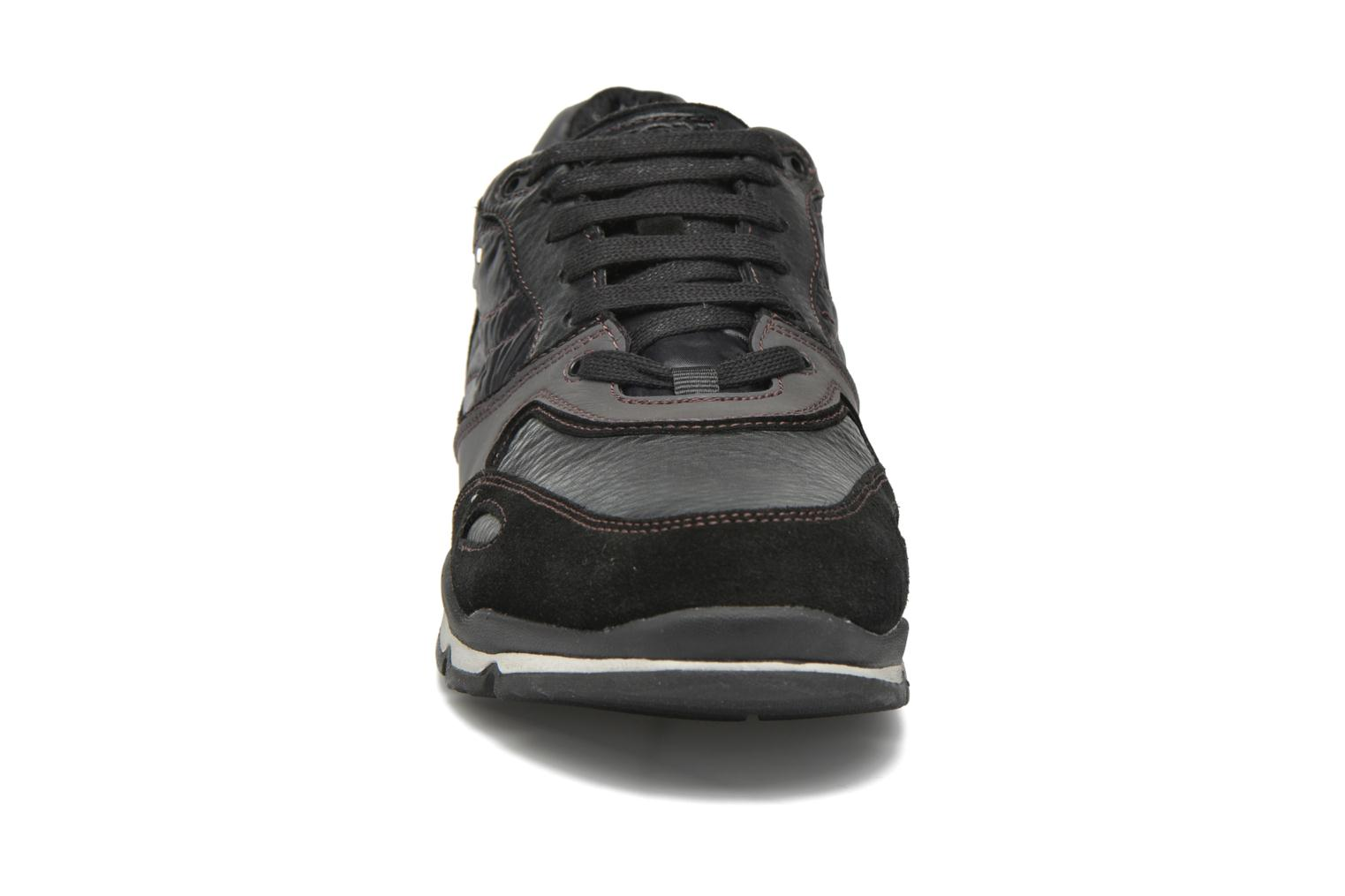 Trainers Geox U SANDRO B ABX A U44S7A Black model view