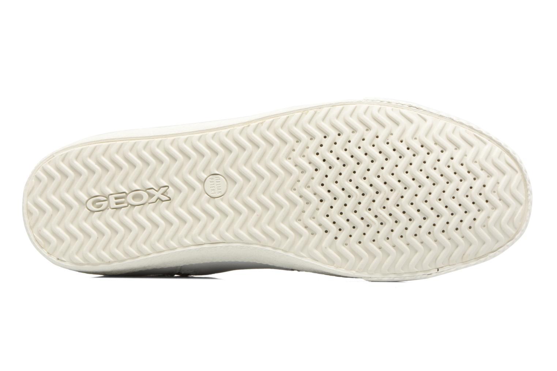 Sneakers Geox U SMART K U54X2K Wit boven