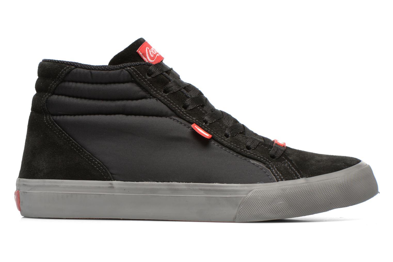 Baskets Coca-cola shoes Darma Nylon Noir vue derrière