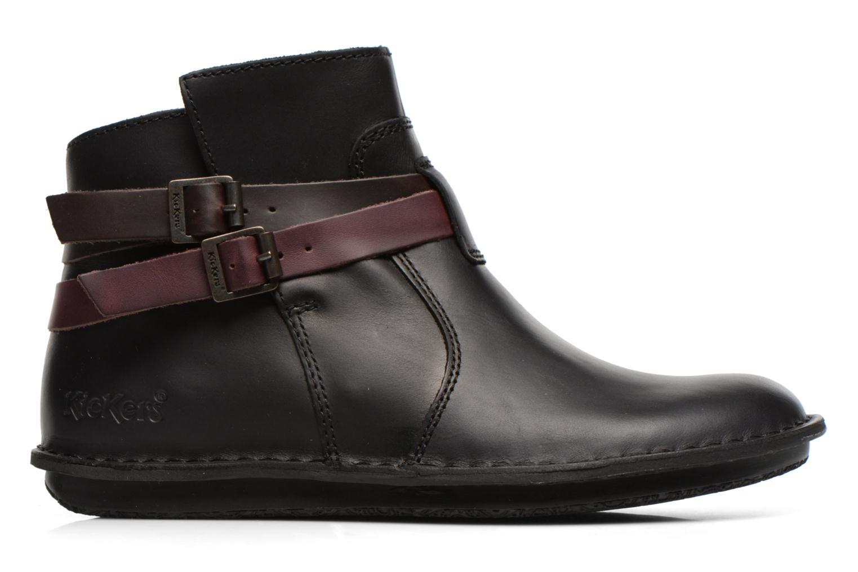 Grandes descuentos últimos zapatos Kickers WOUASO (Negro) - Botines  Descuento