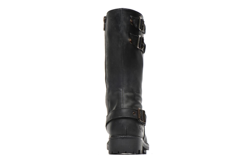 Bottines et boots Kickers Harbour Noir vue droite