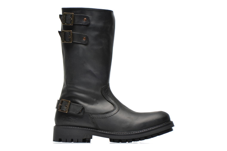 Bottines et boots Kickers Harbour Noir vue derrière