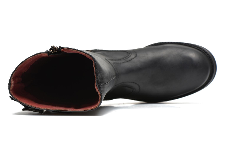 Boots en enkellaarsjes Kickers Harbour Zwart links