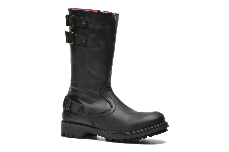 Bottines et boots Kickers Harbour Noir vue détail/paire