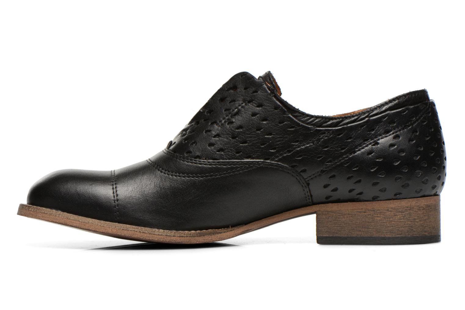 Loafers Kickers Punkychic Sort se forfra