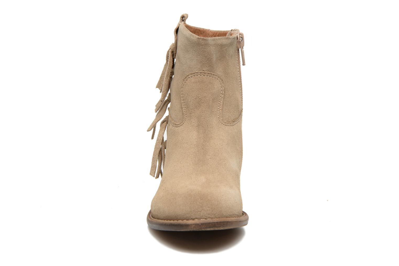 Bottines et boots Yep Callie Gris vue portées chaussures
