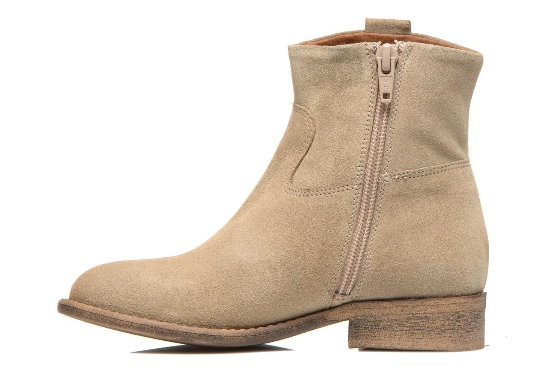 Bottines et boots Yep Callie Gris vue face