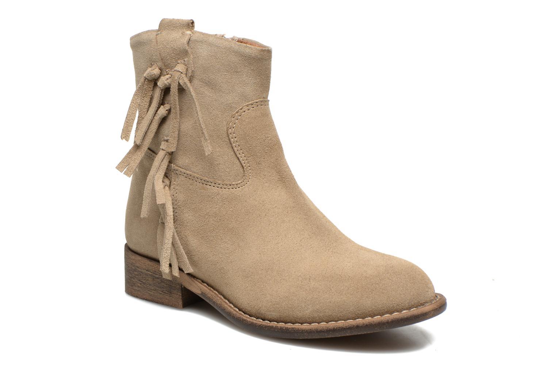 Bottines et boots Yep Callie Gris vue détail/paire