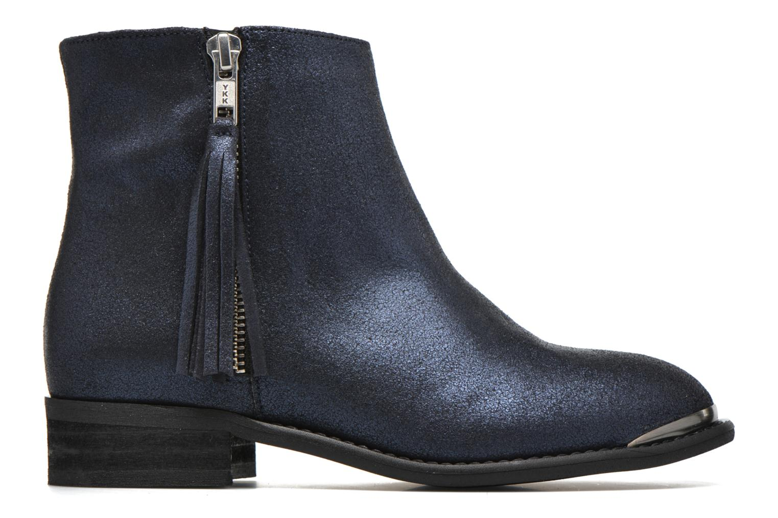 Ankle boots Yep Amelia Blue back view