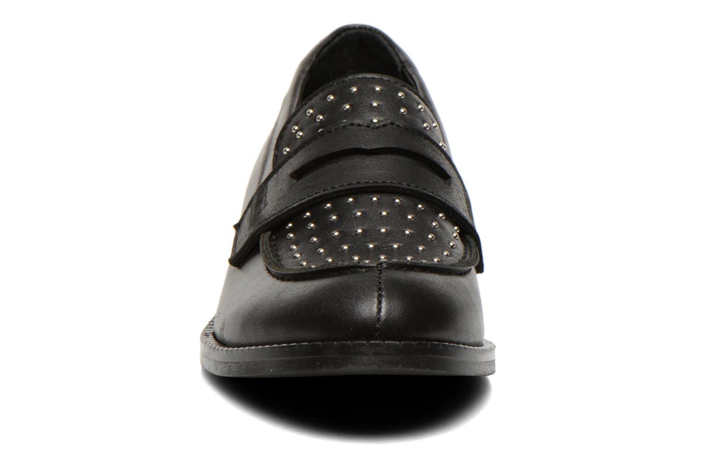 Mocassins Yep Emma Noir vue portées chaussures