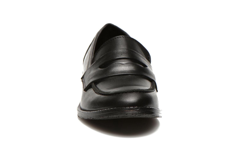 Mocassins Yep Charlotta Noir vue portées chaussures