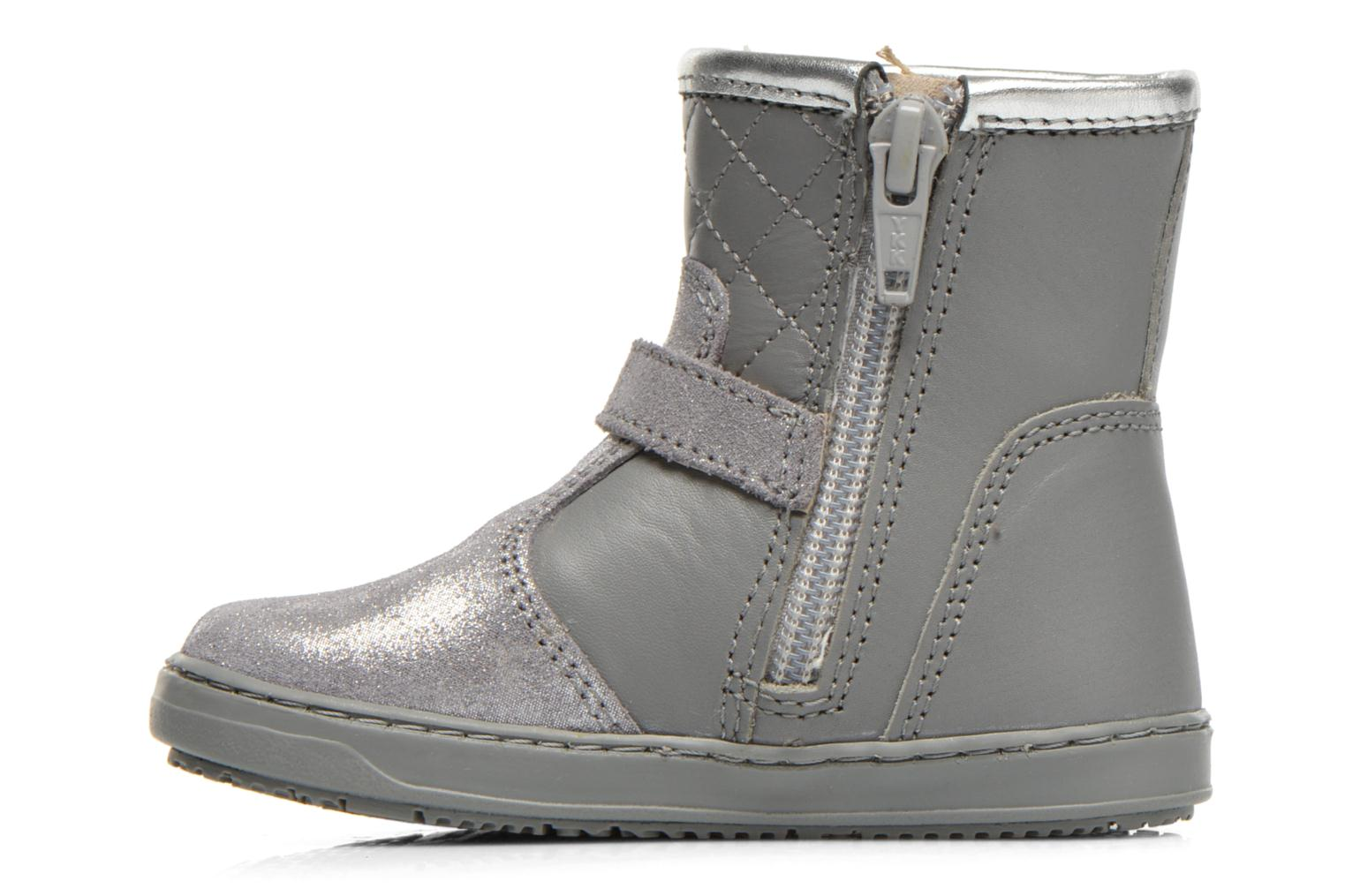 Ankle boots Chicco Gina Grey front view