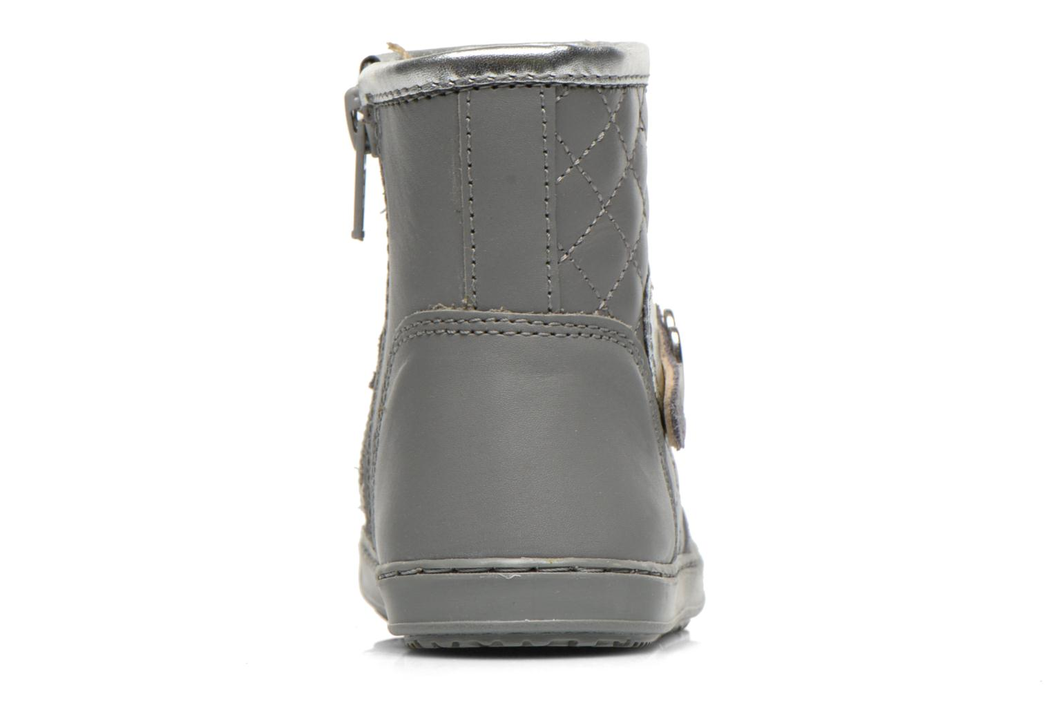 Ankle boots Chicco Gina Grey view from the right