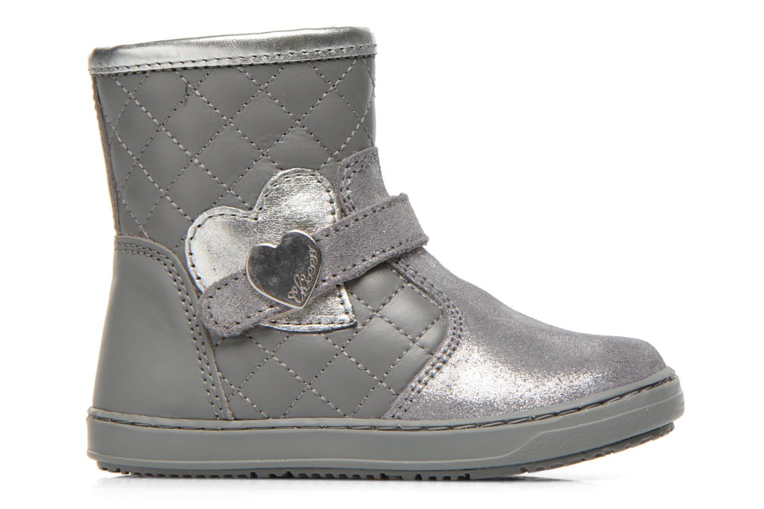 Ankle boots Chicco Gina Grey back view