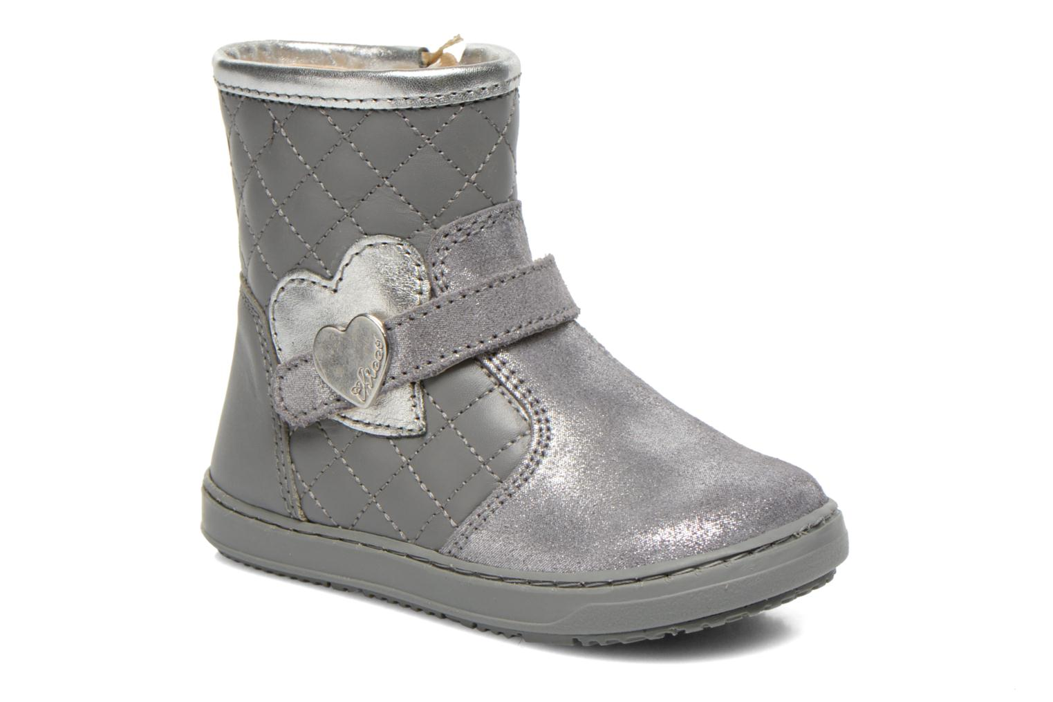Ankle boots Chicco Gina Grey detailed view/ Pair view