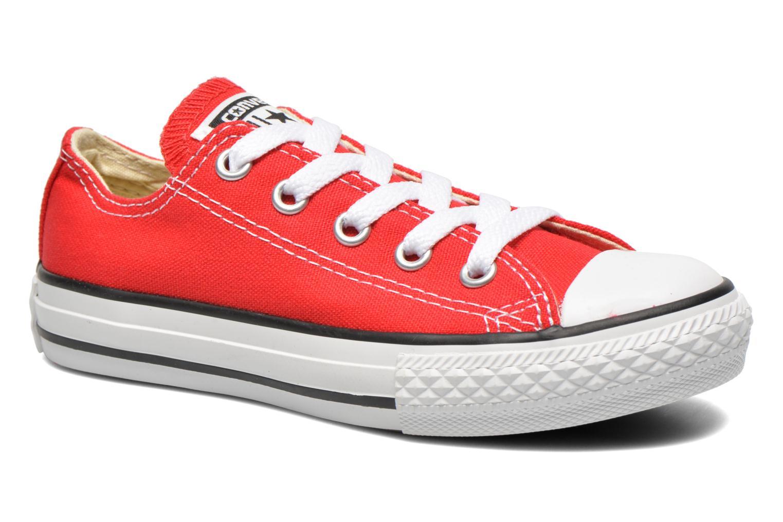 Sneaker Converse Chuck Taylor All Star Core Ox rot detaillierte ansicht/modell