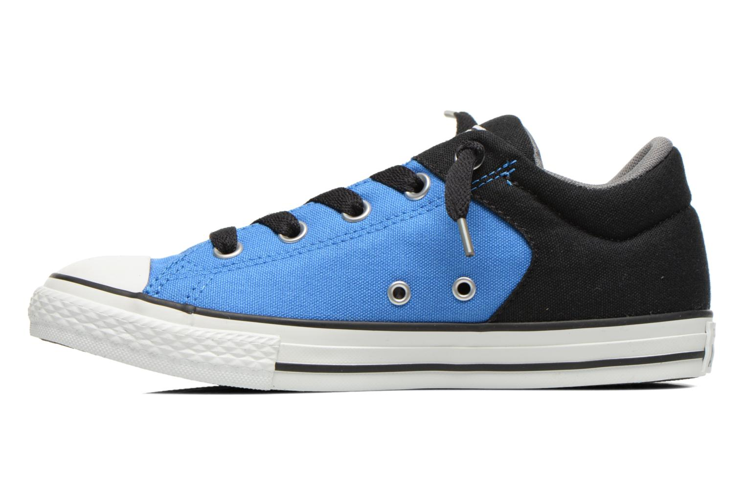 Trainers Converse Chuck Taylor High Street Blue front view