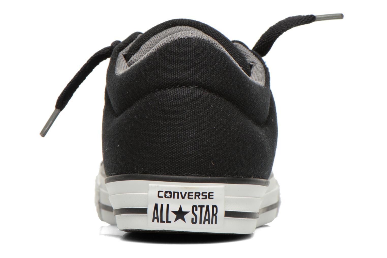 Sneakers Converse Chuck Taylor High Street Blå Se fra højre
