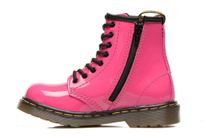 Stiefeletten & Boots Dr. Martens 1460 T rosa ansicht von vorne
