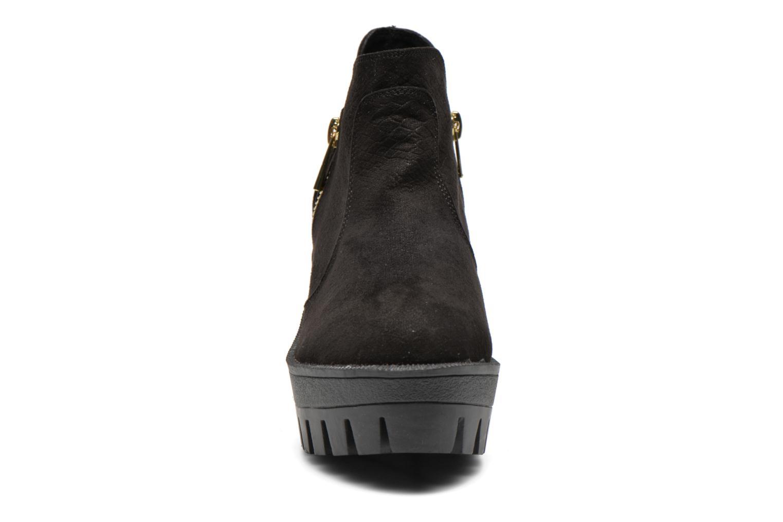 Bottines et boots Colors of California Lena Noir vue portées chaussures