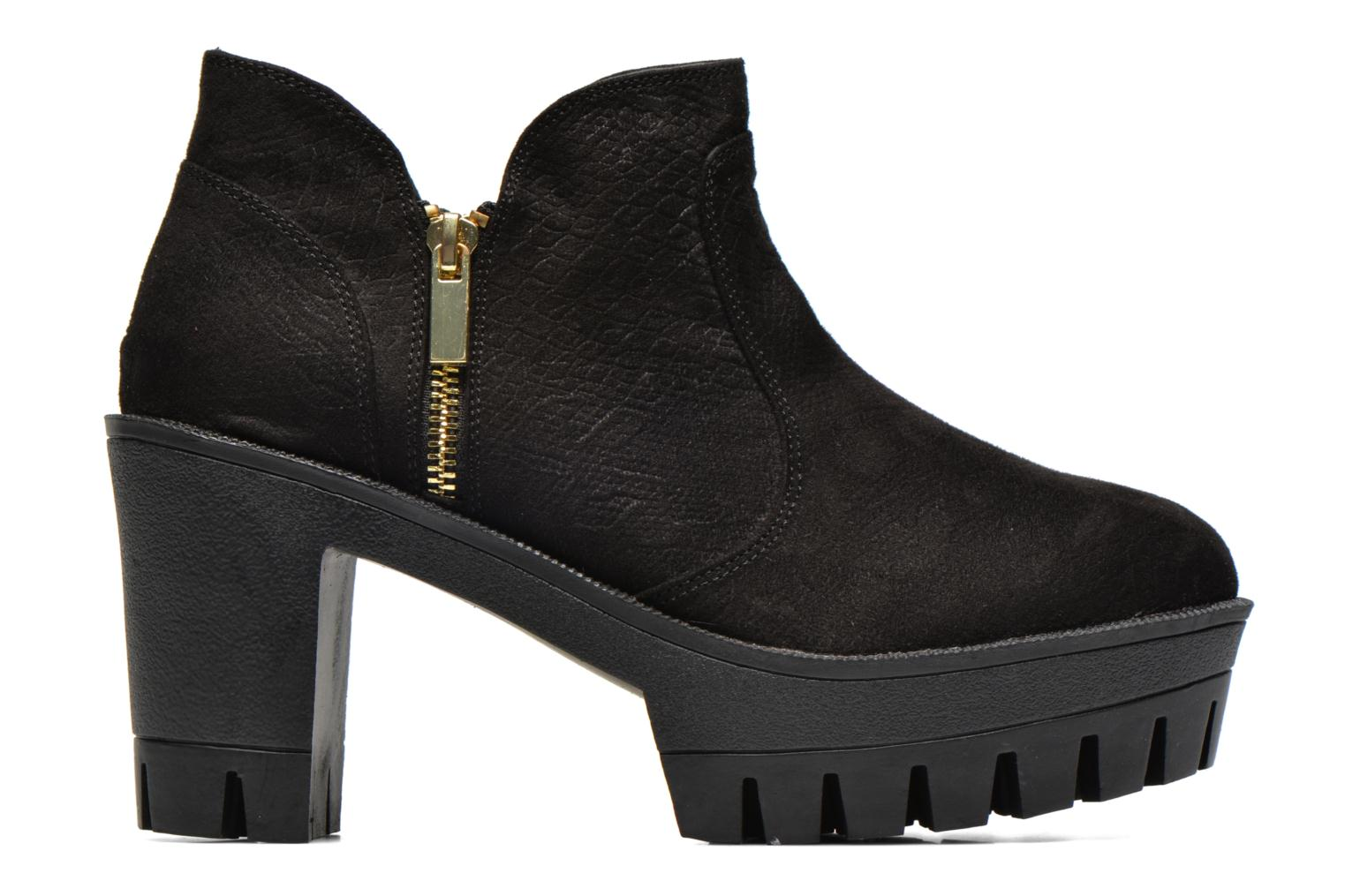 Ankle boots Colors of California Lena Black back view
